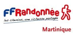 LogoFFRandonnee Martinique cartouche