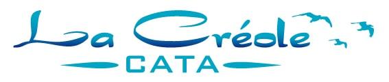 logo LA CREOLE CATA oiseaux BD 1