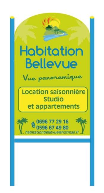 logo habitation Bellevue Sainte Anne